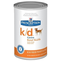 Hill%27s Prescription Diet k/d Canine Renal Health Canned Food, 12 x 13 oz