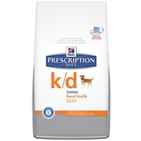 Hill%27s Prescription Diet k/d Canine Renal Health Dry Food, 35 lbs