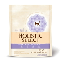 Holistic Select Cat Food Chicken, 3 lb - 6 Pack