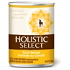 Holistic Select Dog Food Duck & Oatmeal, 13 oz - 12 Pack