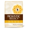 Holistic Select Dog Food Duck & Oatmeal, 15 lb