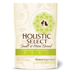 Holistic Select Small Breed Dog Food Anchovy & Chicken, 6 lb