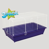 Home Sweet Home Cage, Large - 3 Pack