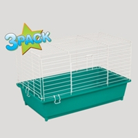 Home Sweet Home Cage, Medium - 3 Pack