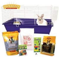 Home Sweet Home Sunseed Rabbit Starter Kit