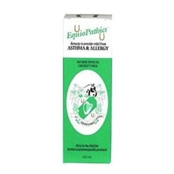 HomeoPet EquioPathics Asthma & Allergy, 120 ml