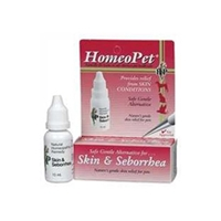HomeoPet Skin & Seborrhea, 15 ml