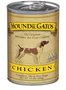 Hound & Gatos Homestyle Chicken Recipe for Dogs, 13 oz - 12 Pack