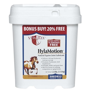 Hylamotion for Horses, 2.5 lbs