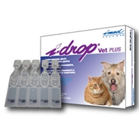 I-Drop Vet Plus Eye Lubricant 0.30%, 20 Doses