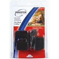 Innotek Automatic Rechargeable No-Bark Collar