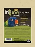 InTune Lory Food 5 Lb