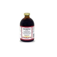 Iron Injectable 100 mg/mL, 100 ml
