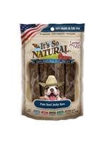 It's Purely Natural Beef Jerky Bars, 4 ounces