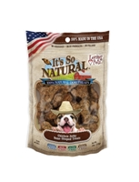It's Purely Natural USA Chicken Jerky Bones, 4 ounces