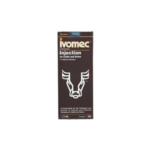 Ivomec 1% Injection, 1000 ml