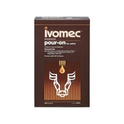 Ivomec Pour-On, 250 ml