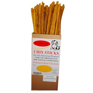 J.J. Fuds Chix Sticks Chicken, 80 ct