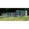 K9 Chain-Link Kennel, 6%27 x 4%27 x 4%27
