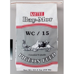 Kaytee Bay-Mor WC/15 Pigeon Food, 50 lb