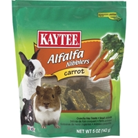 Kaytee Carrot Nibblers, 4 oz