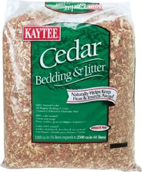 Kaytee Cedar Bedding & Litter, 1000 cu. in