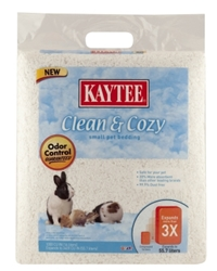 Kaytee Clean & Cozy Bedding, 1000 cu. in