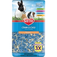 Kaytee Clean & Cozy Bedding, Aspen, 500 cu. in