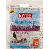 Kaytee Clean & Cozy Bedding, Lavender, 1000 cu. in