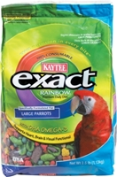 Kaytee Exact Rainbow, Large Parrot Food, 2.5 lbs