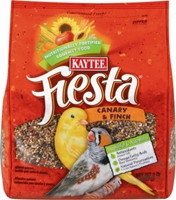 Kaytee Fiesta, Canary & Finch Food, 2 lbs