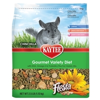 Kaytee Fiesta, Chinchilla Food, 2.5 lbs