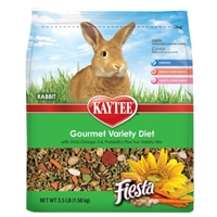 Kaytee Fiesta, Rabbit Food, 3.5 lbs