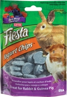 Kaytee Fiesta Yogurt Chips, Berry Yogurt, 3.5 oz