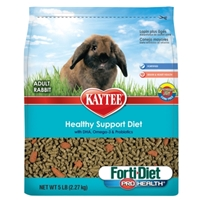 Kaytee Forti-Diet Pro Health Adult Rabbit, 5 lbs