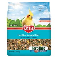 Kaytee Forti-Diet Pro Health Cockatiel Food, 5 lbs