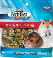 Kaytee Forti-Diet Pro Health Hamster & Gerbil Healthy Bits Treat, 4.75 oz