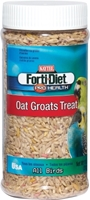 Kaytee Forti-Diet Pro Health Oat Groats Treat, 11 oz