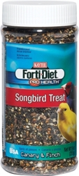 Kaytee Forti-Diet Pro Health Songbird Treat, 9 oz