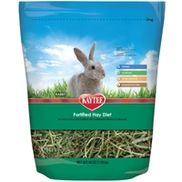 Kaytee Fortified Hay Diet, Rabbit, 2.5 lbs