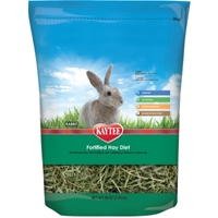 Kaytee Fortified Hay Diet, Rabbit, 5 lbs