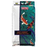 Kaytee Kois Choice Premium Fish Food, 25 lb