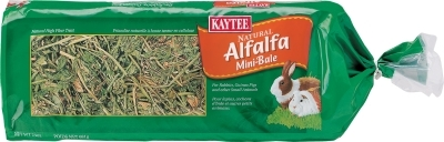 Kaytee Natural Alfalfa Mini-Bales,24 oz