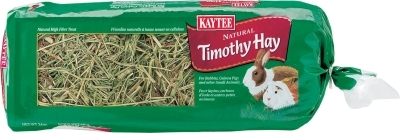 Kaytee Natural Timothy Hay Mini-Bales, 24 oz