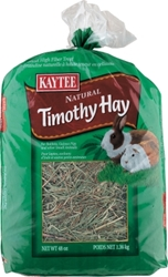Kaytee Natural Timothy Hay Mini-Bales, 48 oz