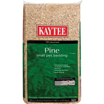 Kaytee Pine Bedding & Litter, 1200 cu. in