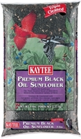Kaytee Premium Black Oil Sunflower Wild Bird Food, 5 lbs