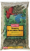 Kaytee Striped Sunflower Seed Wild Bird Food, 5 lbs