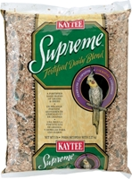 Kaytee Supreme Cockatiel Fortified Daily Blend, 5 lbs