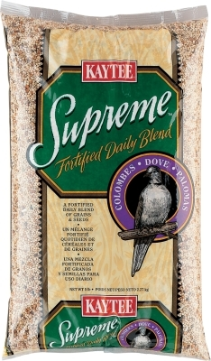 Kaytee Supreme Dove Fortified Daily Blend, 5 lbs